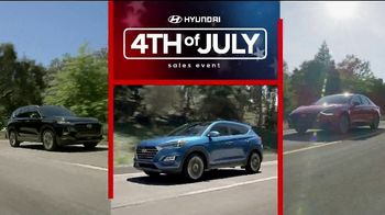 Hyundai 4th of July Sales Event TV Spot, 'Time to Shine' [T2] - Thumbnail 5
