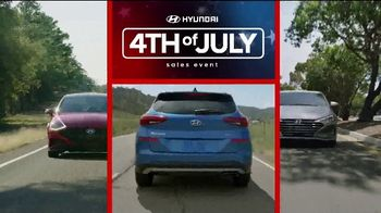 Hyundai 4th of July Sales Event TV Spot, 'Time to Shine' [T2] - Thumbnail 6