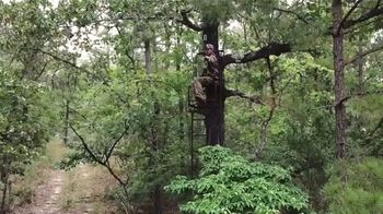 Primal Treestands Single Vantage 17' Deluxe Ladderstand TV Spot, 'Jaws' - Thumbnail 10