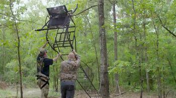 Primal Treestands Single Vantage 17' Deluxe Ladderstand TV Spot, 'Jaws' - Thumbnail 2