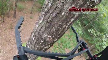 Primal Treestands Single Vantage 17' Deluxe Ladderstand TV Spot, 'Jaws' - Thumbnail 3