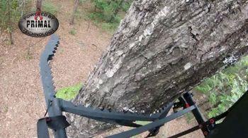 Primal Treestands Single Vantage 17' Deluxe Ladderstand TV Spot, 'Jaws' - Thumbnail 5