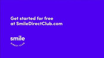 Smile Direct Club TV Spot, 'A Lifetime Supply of Confidence: Get Started' - Thumbnail 7