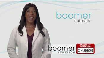 Boomer Naturals Multi-Use Protective Face Masks TV Spot, 'Ideal Face Cover' - Thumbnail 1