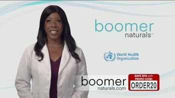 Boomer Naturals Multi-Use Protective Face Masks TV Spot, 'Ideal Face Cover' - Thumbnail 2