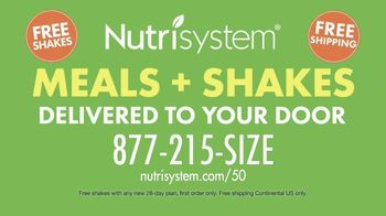 Nutrisystem TV Spot, 'Meals: Probiotic shakes' - Thumbnail 6