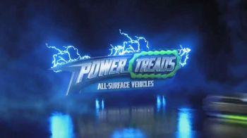 Power Treads Full Throttle Pack TV Spot, 'All-Surface Vehicle' - Thumbnail 1