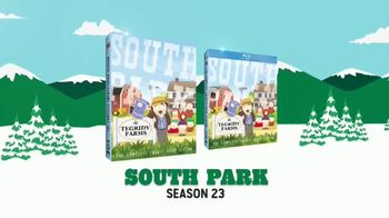 South Park: Season 23 Home Entertainment TV Spot