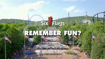 Six Flags St. Louis TV Spot, 'Remember Fun?: Save Up to 50 Percent on Tickets' - Thumbnail 1