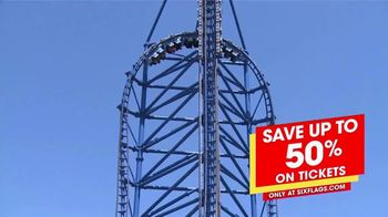 Six Flags St. Louis TV Spot, 'Remember Fun?: Save Up to 50 Percent on Tickets' - Thumbnail 8