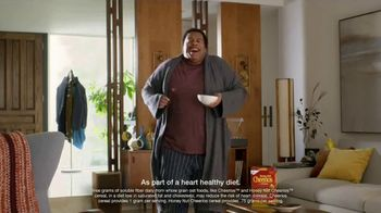 Cinnamon Cheerios TV Spot, 'Dance Break' Featuring Leslie David Baker