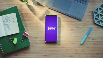Zelle TV Spot, 'Fast, Safe, Easy and Contact-Free: Birthday' - Thumbnail 9