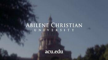 Abilene Christian University TV Spot, 'Accelerate Your Career: Deandra Porter' - Thumbnail 9