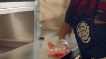 Burger King TV Spot, 'Updated Safety Procedures'