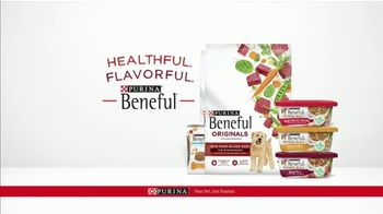Purina Beneful Simple Goodness TV Spot, 'Real Meat: Variety of Products'