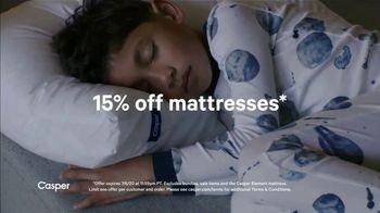 Casper 4th of July Sale TV Spot, 'The Coolest Mattress: 15 Percent' - Thumbnail 10