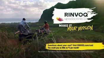 RINVOQ TV Spot, 'Your Mission: Zip Line' - Thumbnail 10
