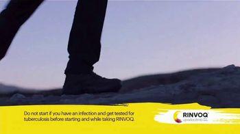 RINVOQ TV Spot, 'Your Mission: Zip Line' - Thumbnail 6