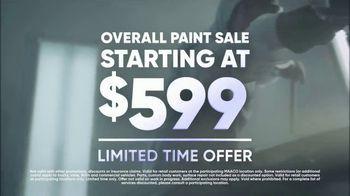 Maaco Overall Paint Sale TV Spot, 'Fried Egg: $599' - Thumbnail 7