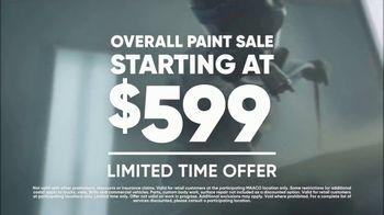 Maaco Overall Paint Sale TV Spot, 'Fried Egg: $599' - Thumbnail 8