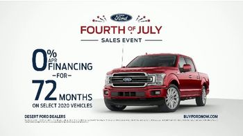 Ford Fourth of July Sales Event TV Spot, 'Getting Back to It' [T2] - Thumbnail 6