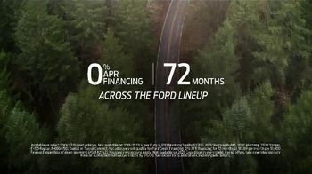 Ford Fourth of July Sales Event TV Spot, 'Getting Back to It' [T2] - Thumbnail 5