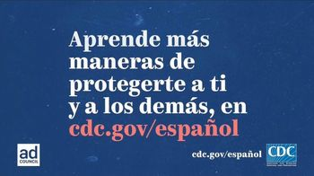 Centers for Disease Control and Prevention TV Spot, 'COVID 19: distanciamiento social' [Spanish] - Thumbnail 9