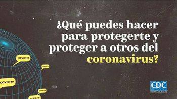Centers for Disease Control and Prevention TV Spot, 'COVID-19: consejos generales' [Spanish] - Thumbnail 2