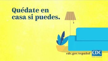 Centers for Disease Control and Prevention TV Spot, 'COVID-19: consejos generales' [Spanish] - Thumbnail 3