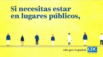 Centers for Disease Control and Prevention TV Spot, 'COVID-19: consejos generales' [Spanish] - Thumbnail 7
