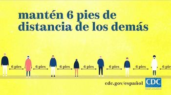 Centers for Disease Control and Prevention TV Spot, 'COVID-19: consejos generales' [Spanish] - Thumbnail 8