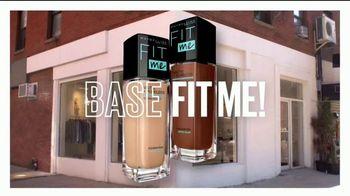 Maybelline New York Fit Me! Matte + Poreless Foundation TV Spot, 'Encuentra tu Fit' [Spanish] - Thumbnail 2