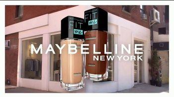 Maybelline New York Fit Me! Matte + Poreless Foundation TV Spot, 'Encuentra tu Fit' [Spanish] - Thumbnail 3