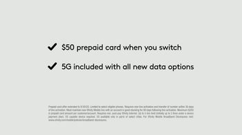XFINITY Mobile TV Spot, 'Save Without Leaving the House: 5G' Song by Henry Parsley - Thumbnail 10