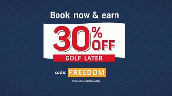 GolfNow.com TV Spot, 'Book Now, Golf Later' - Thumbnail 4