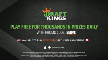 DraftKings TV Spot, 'Get in on the Action' - Thumbnail 10