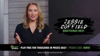 DraftKings TV Spot, 'Get in on the Action' - Thumbnail 2