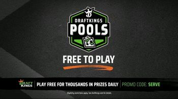 DraftKings TV Spot, 'Get in on the Action' - Thumbnail 6