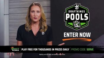 DraftKings TV Spot, \'Get in on the Action\'