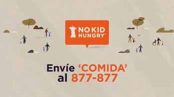 No Kid Hungry TV Spot, 'Comidas gratis' [Spanish] - Thumbnail 8