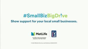 MetLife TV Spot, 'PGA Tour: Small Businesses' - Thumbnail 10