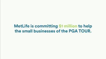 MetLife TV Spot, 'PGA Tour: Small Businesses' - Thumbnail 7
