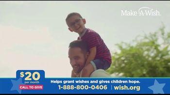 Make-A-Wish Foundation TV Spot, 'Alan' - Thumbnail 8