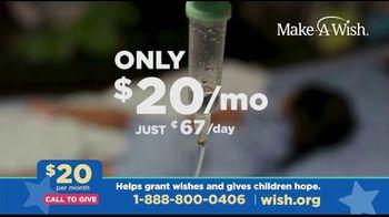 Make-A-Wish Foundation TV Spot, 'Alan' - Thumbnail 6