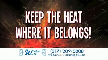 Window World TV Spot, 'Keep the Heat Where It Belongs' - Thumbnail 2