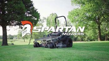 Spartan Mowers TV Spot, 'Five 7 Equipment: Lean Machines' - Thumbnail 1
