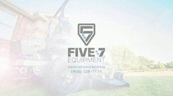 Spartan Mowers TV Spot, 'Five 7 Equipment: Lean Machines' - Thumbnail 10