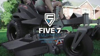 Spartan Mowers TV Spot, 'Five 7 Equipment: Lean Machines' - Thumbnail 2