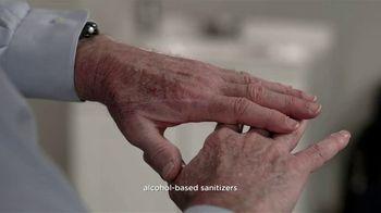 Handvana Hydroclean Hand Sanitizer TV Spot, 'Coconut Oil Base' - Thumbnail 1