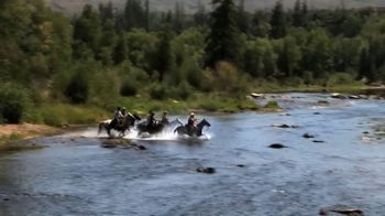 The Dude Ranchers' Association TV Spot, 'Discover the American Wilderness by Horseback' - Thumbnail 2